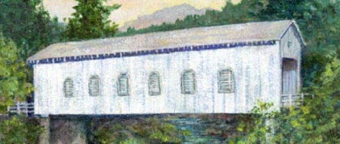 Dorena Bridge