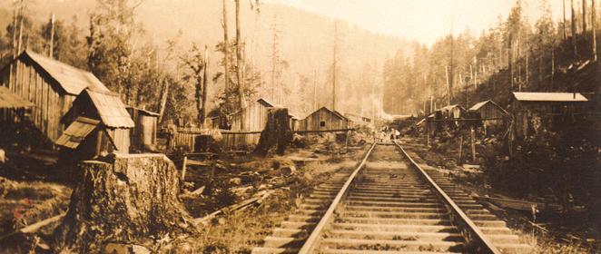 Disston Track 1910