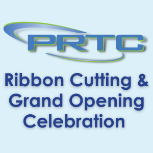 PRTC Ribbon Cutting Logo