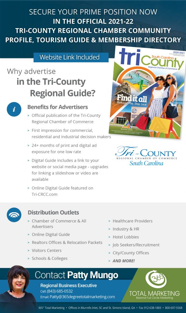 Tri County Chamber 2021 Guide Details