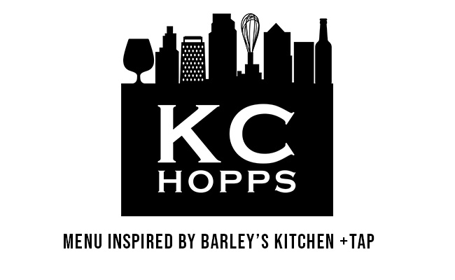 Mac & Cheese Martini from KC Hopps (inspired by Barley's Kitchen + Tap)