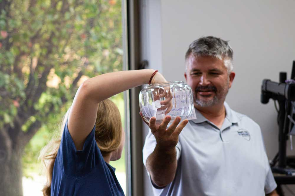Shawnee Chamber Ribbon Cutting for Smart Pro Technology