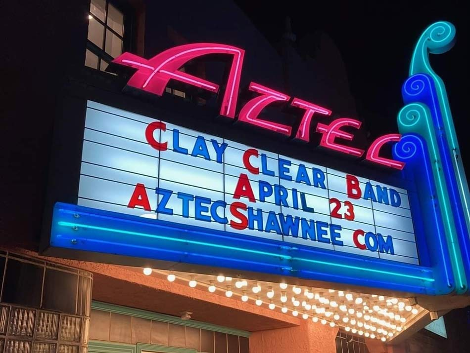 Aztec-Theater-Marquee