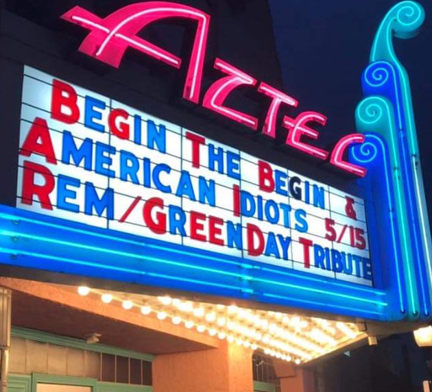 Aztec-Theater