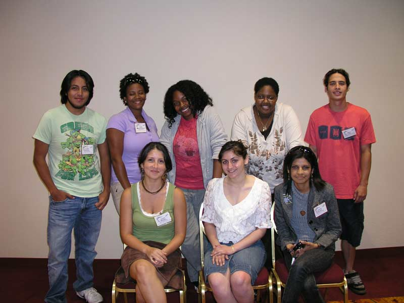 Program participants at the 2009 Madison, WI meeting.