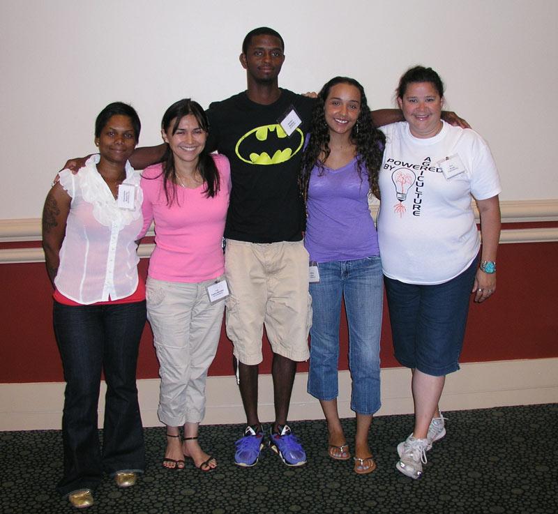 Program participants at the 2010 Salt Lake City, Utah meeting.