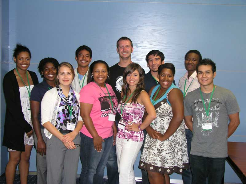 2011 Undergraduate Diversity Award Recipients