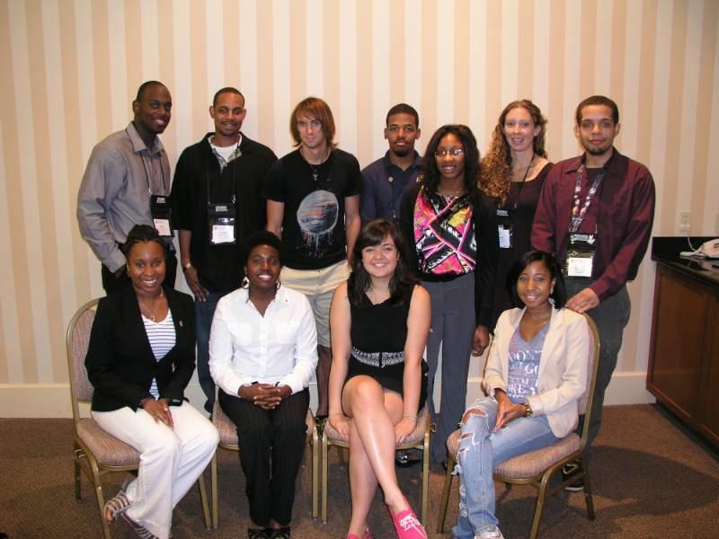 2012 Undergraduate Diversity Award Recipients