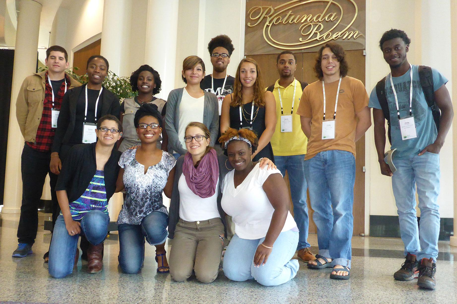 2015 Undergraduate Diversity Award Recipients