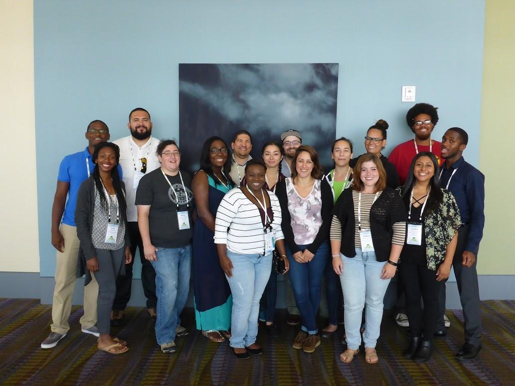 2016 Undergraduate Diversity Award Recipients