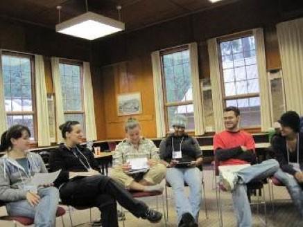 ESA SEEDS leadership workshop
