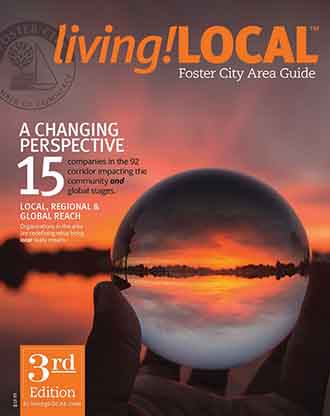 Living Local cover