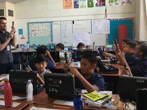 Clarinet class fall 2019