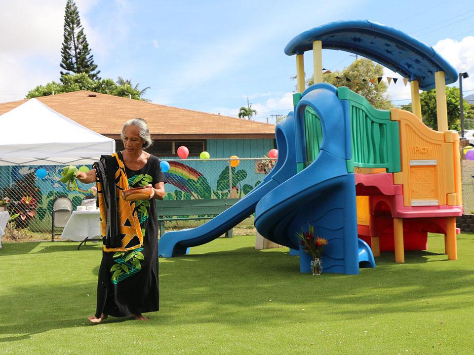 Playground donated to KHAKO Homeless Resource Centers