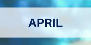 April Stat Image