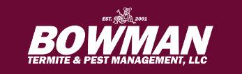 Bowman Termite & Pest Management, LLC