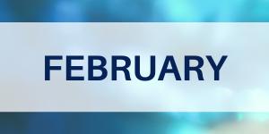 February Stat Image