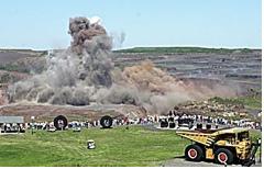 taconite mining