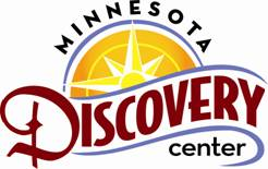 Minnesota Discovery Center logo