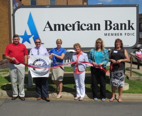 American Bank - Leadership Promotions