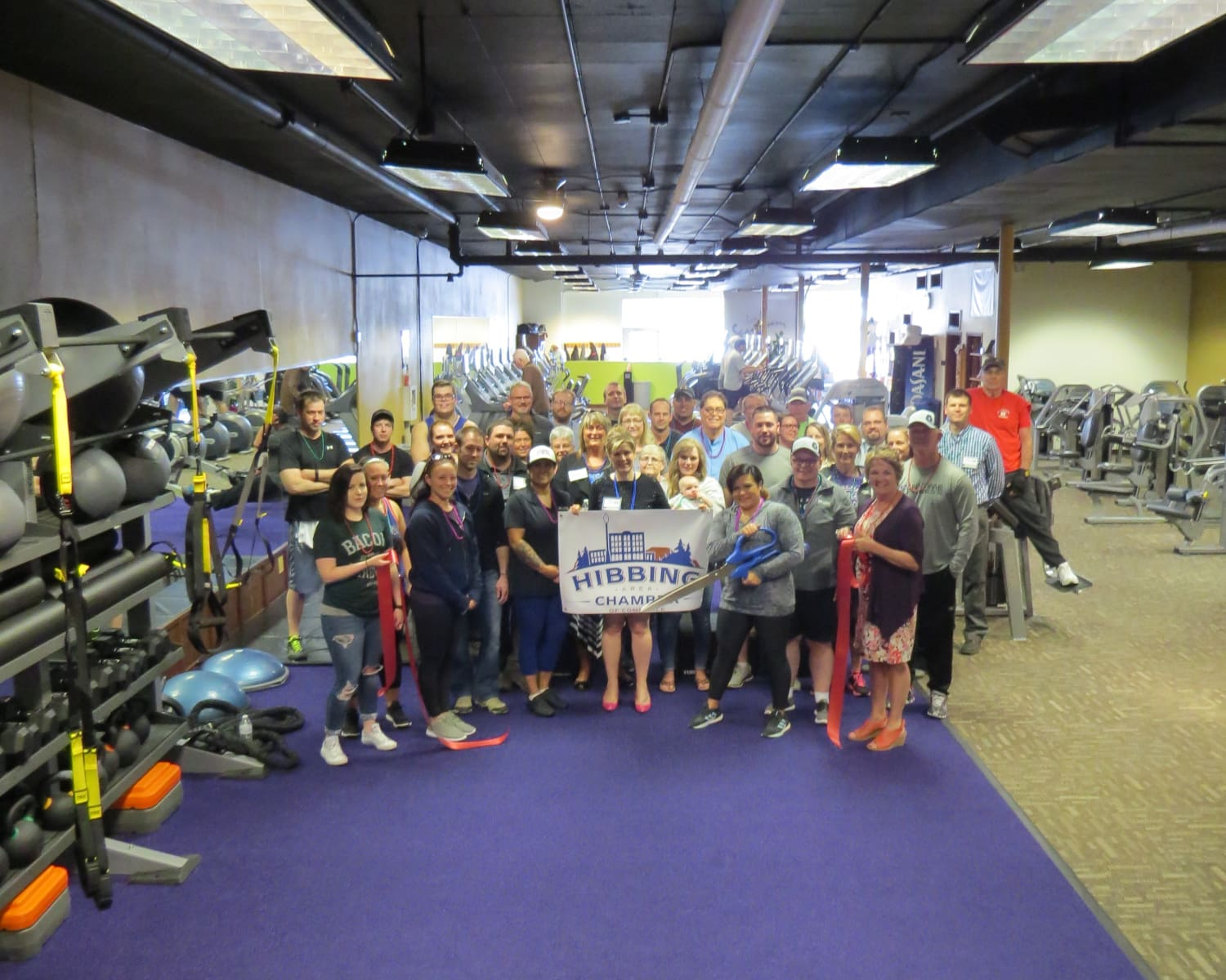 Anytime Fitness - Expansion