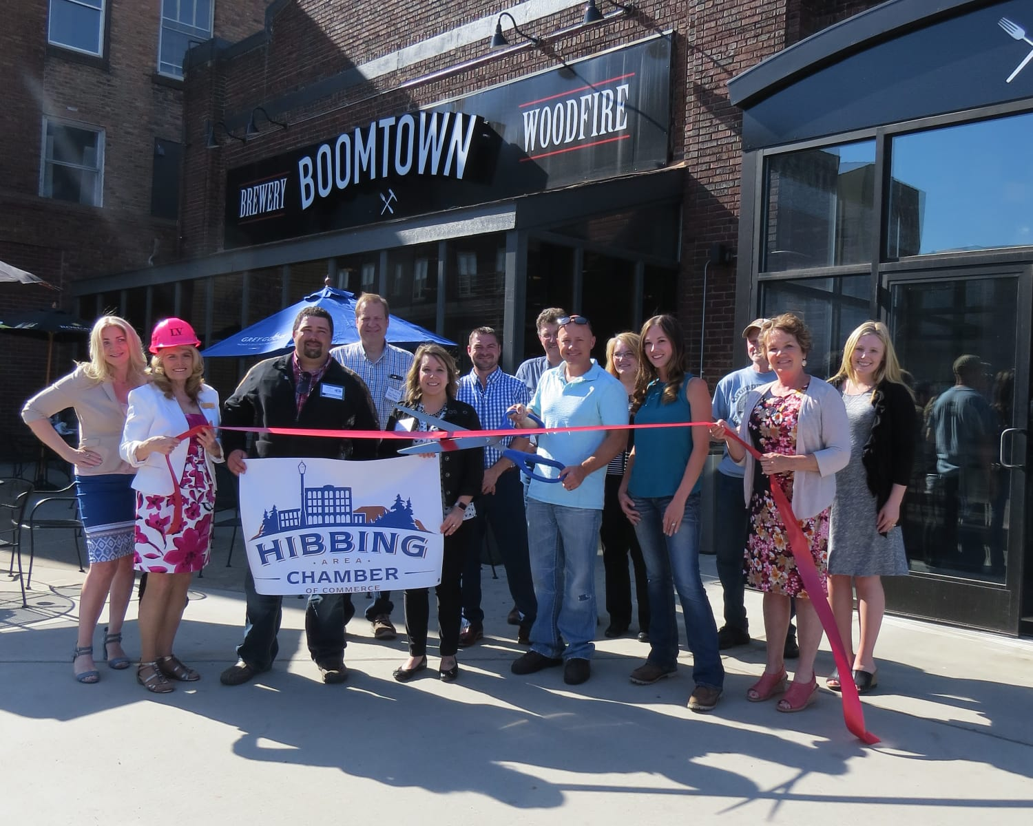 Boomtown Brewery & Woodfire Grill - New Business