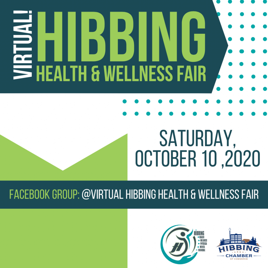 Virtual Health & Wellness Fair