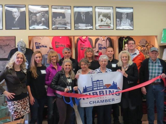 Hibbing Tourist Senior Center - Grand Opening of Gift Shop & Information Center