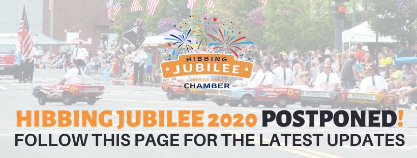 Jubilee Postponed