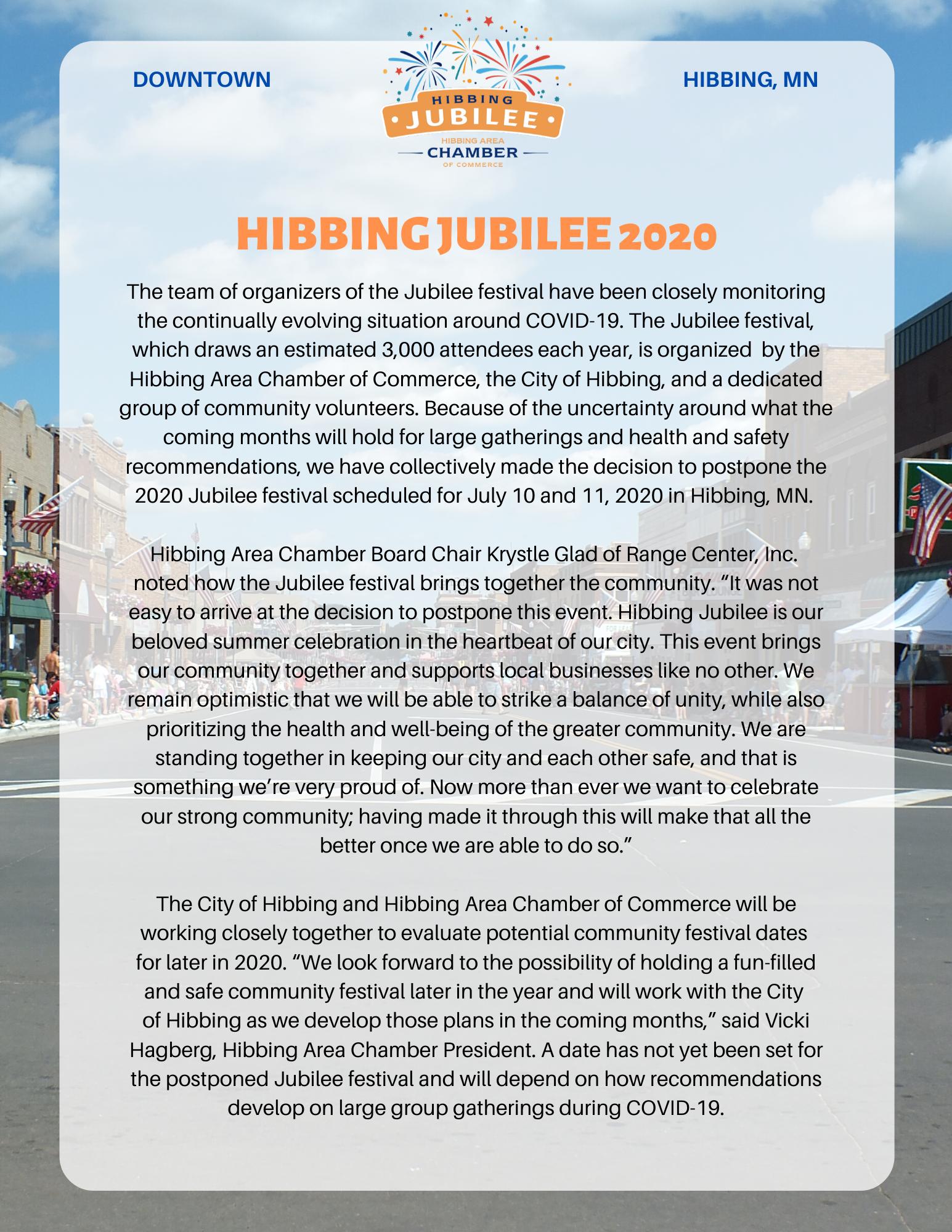 Jubilee_-Postponed