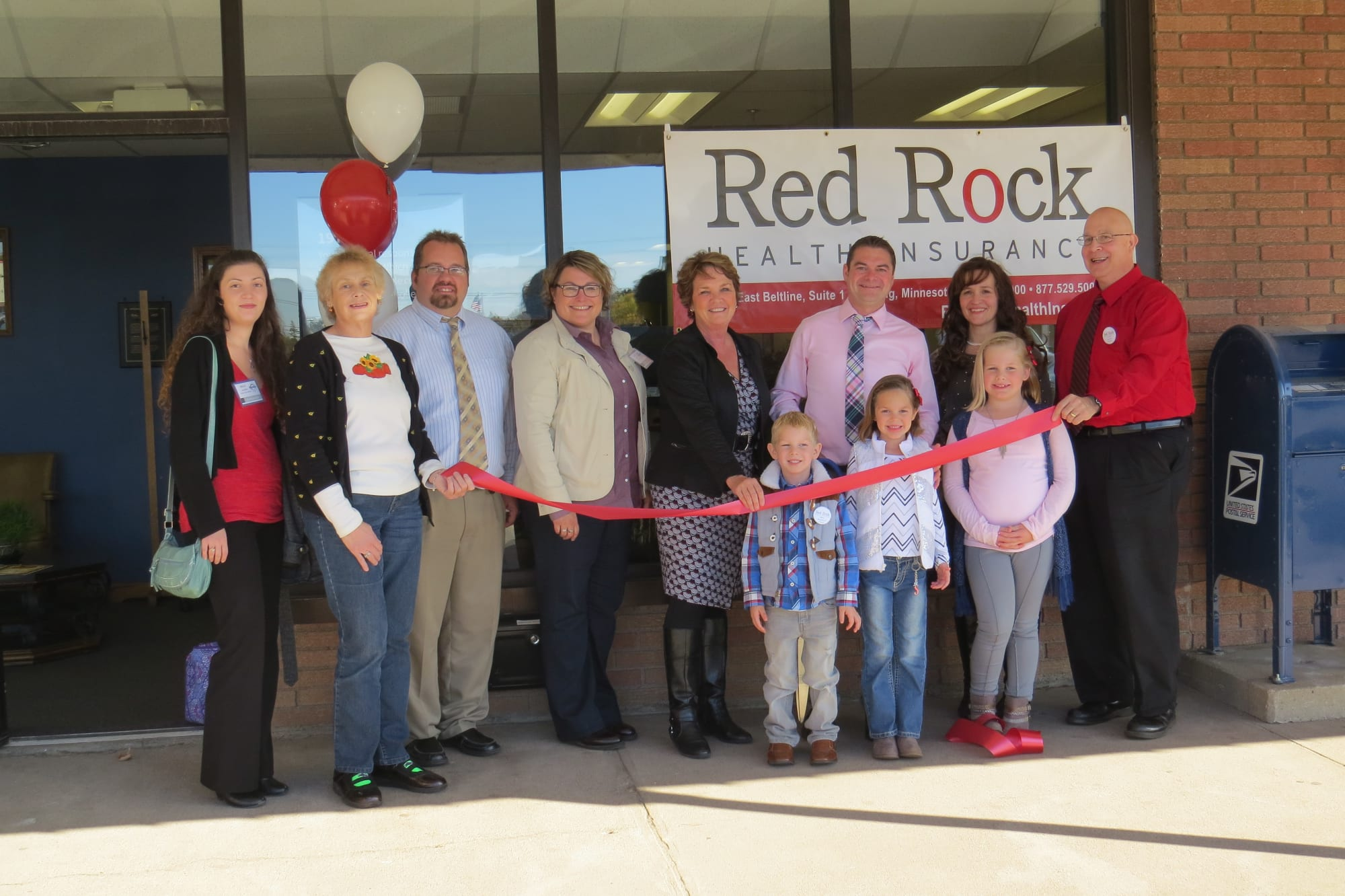 Red Rock Health Insurance - New Business