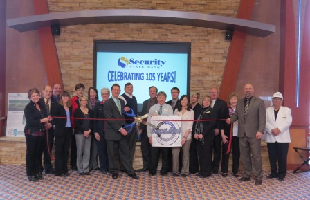 Security State Bank - 105 Years