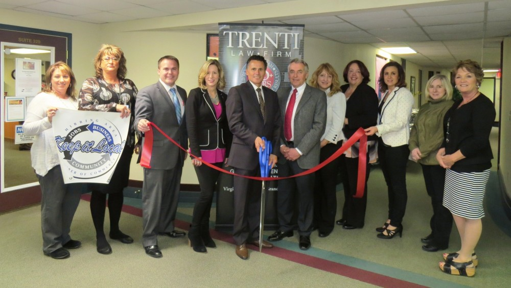 Trenti Law Firm - Expansion to Hibbing