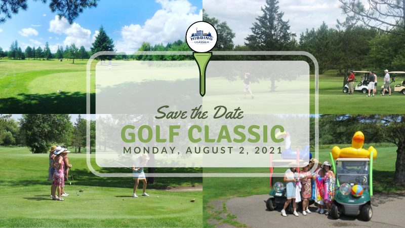 Golf Save the Date - Website