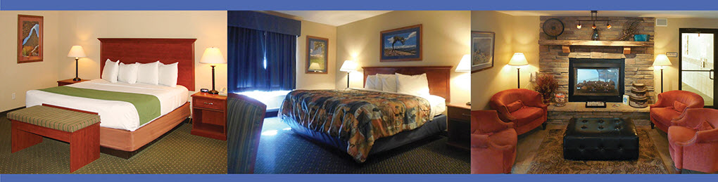 Blue Mountain Rooms