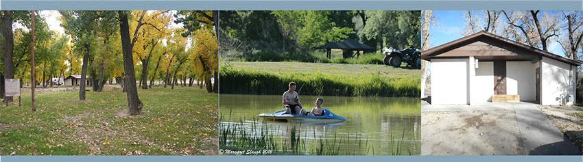 Camper Park activities