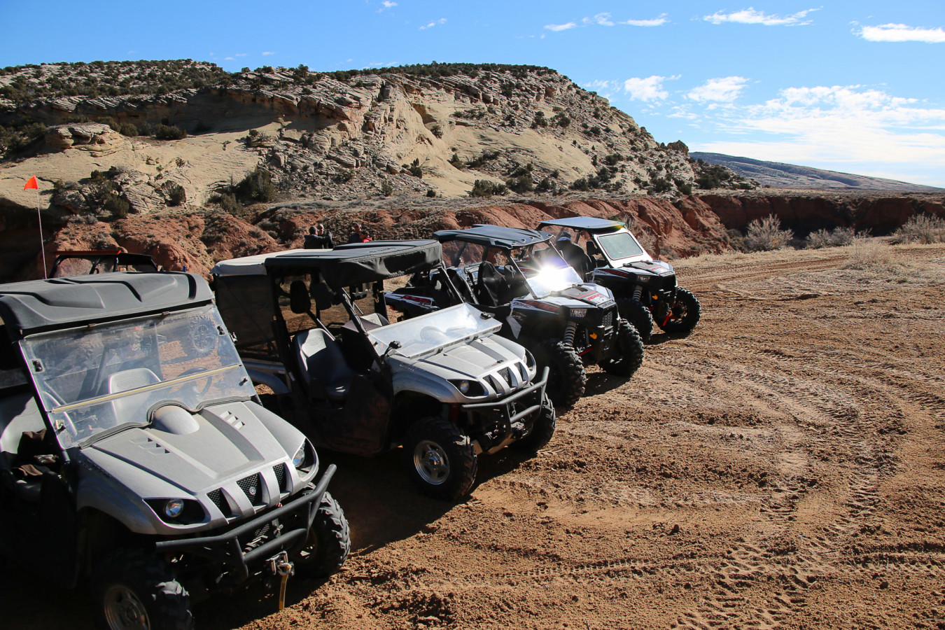 Off road side by sides