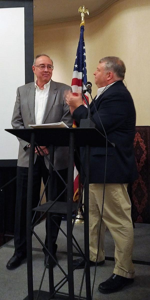 John Doldo & Don Bennett, Jr.