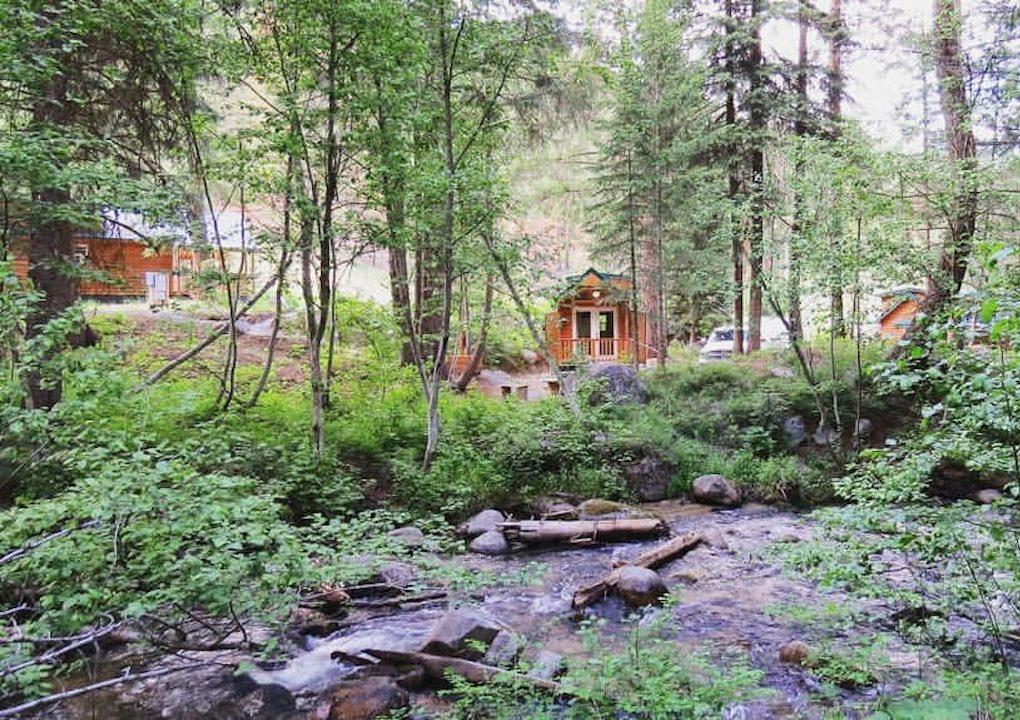 Antone Creek Lodge