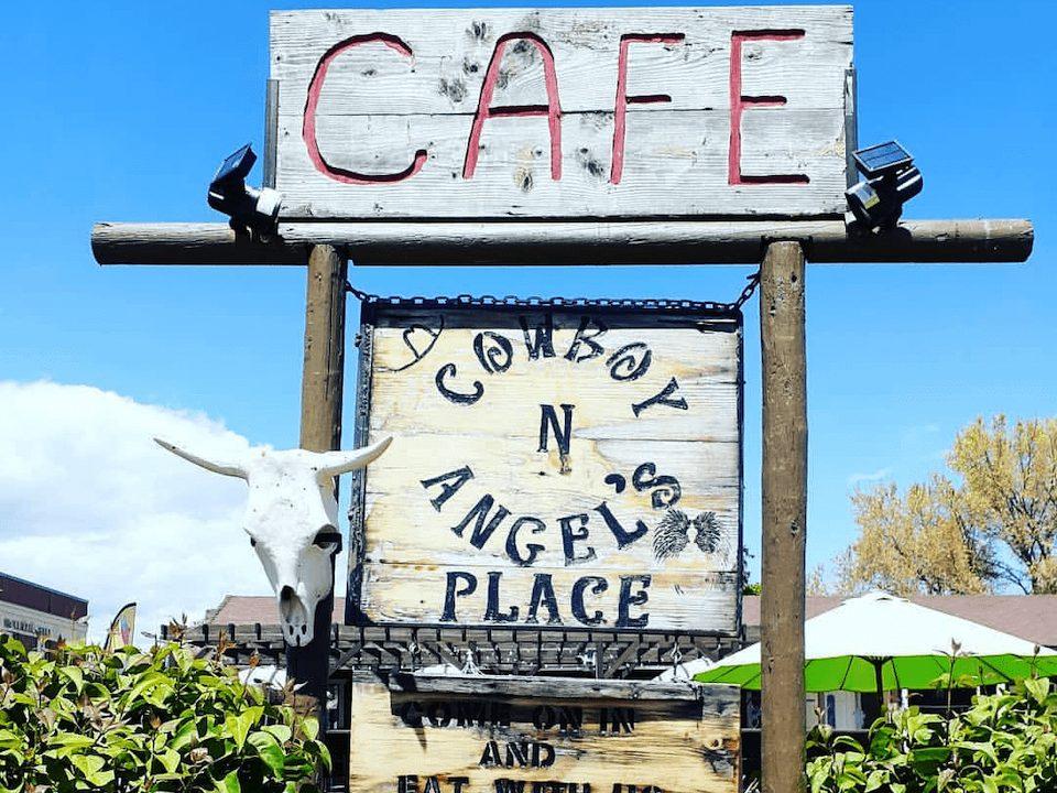 Cowboys & Angels Place