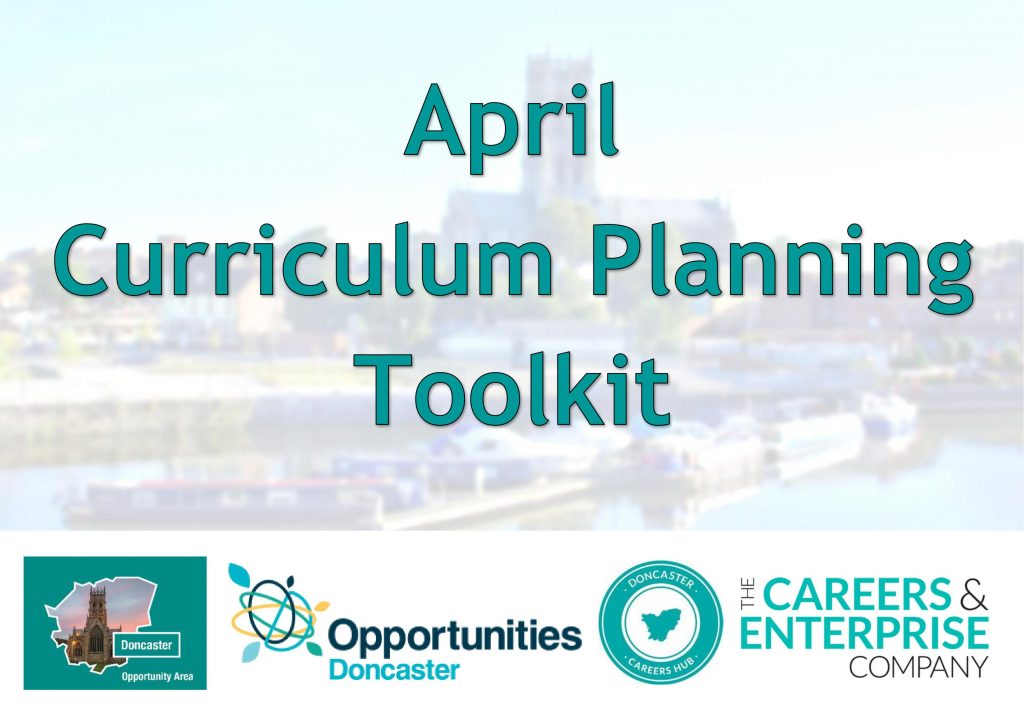 April Curriculum Planning Toolkit