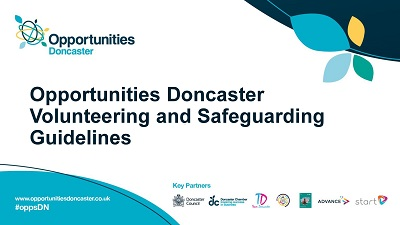 Opportunities Doncaster Guidelines