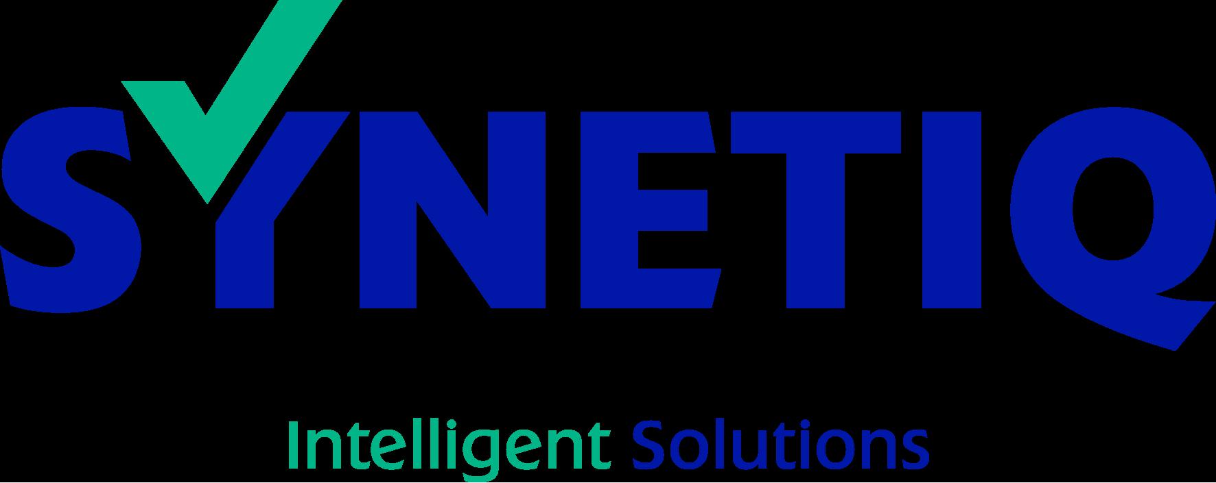 Synetiq Intelligent Solutions Logo Full ColourWEB