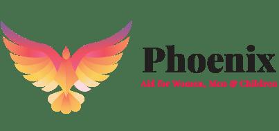 phoenix logo text