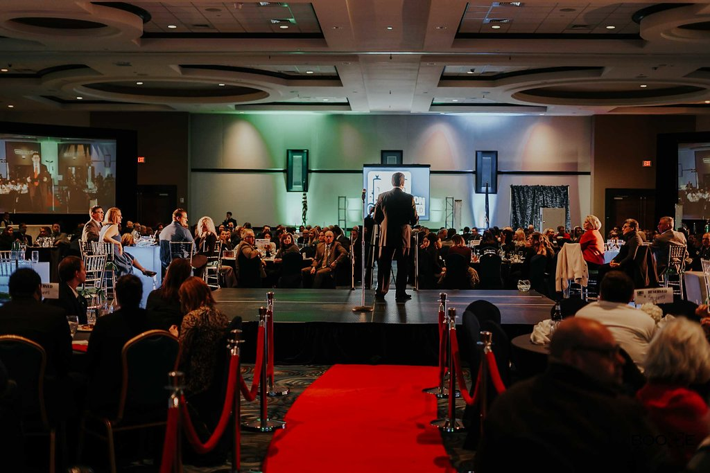 The Chamber's Annual Dinner