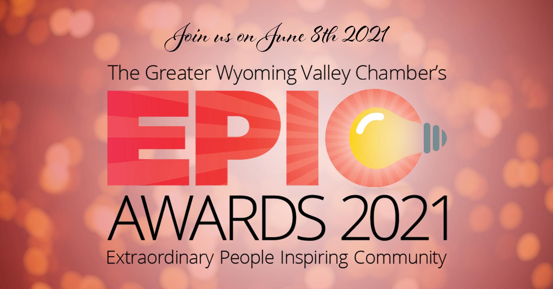 2021 EPIC Awards Logo