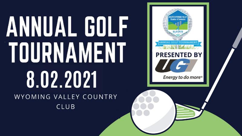 Golf Tournament Graphic