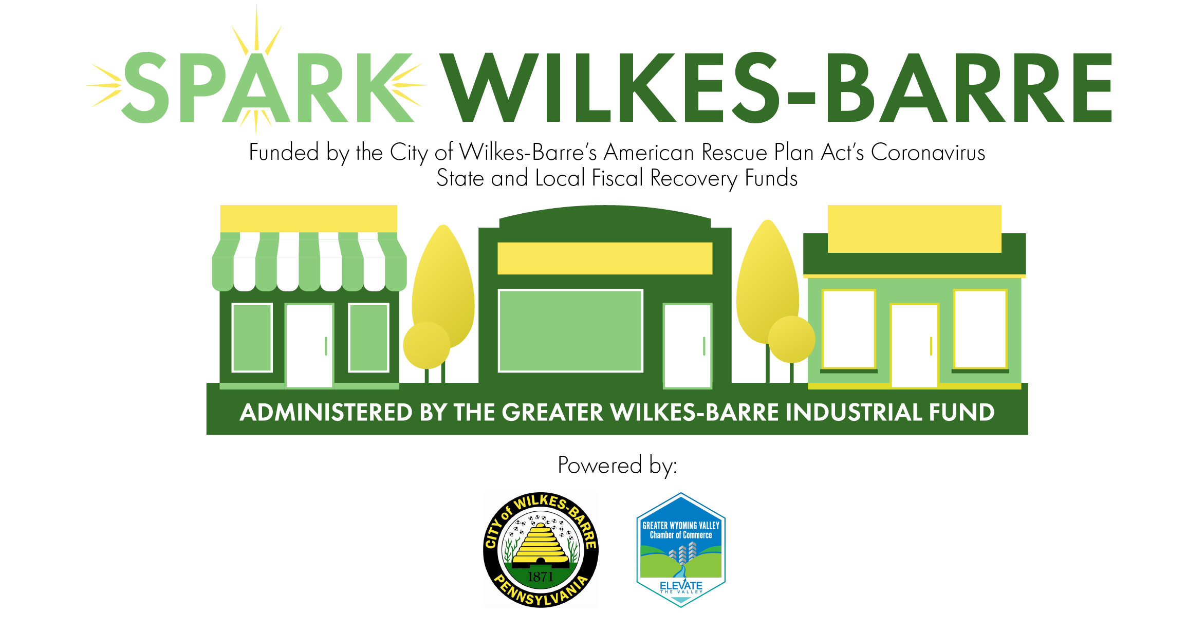 Spark Wilkes-Barre Logo
