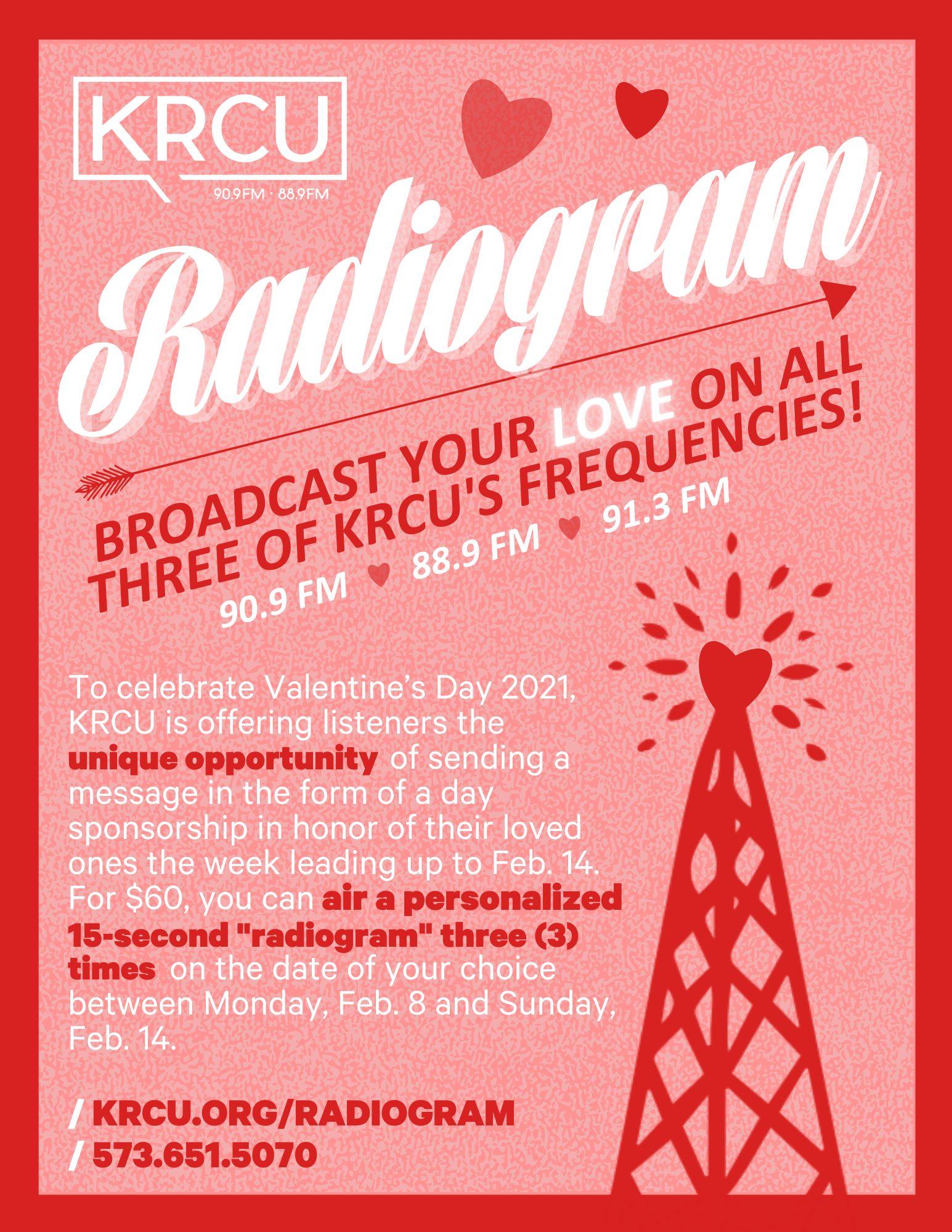 Radiogram Poster
