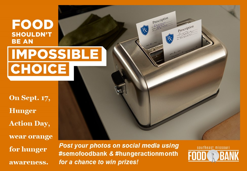 Hunger Action Month chamber